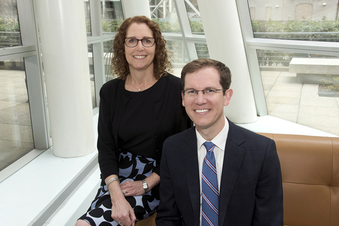 Laura Mufson, PhD, and Jeremy Veenstra-VanderWeele, MD