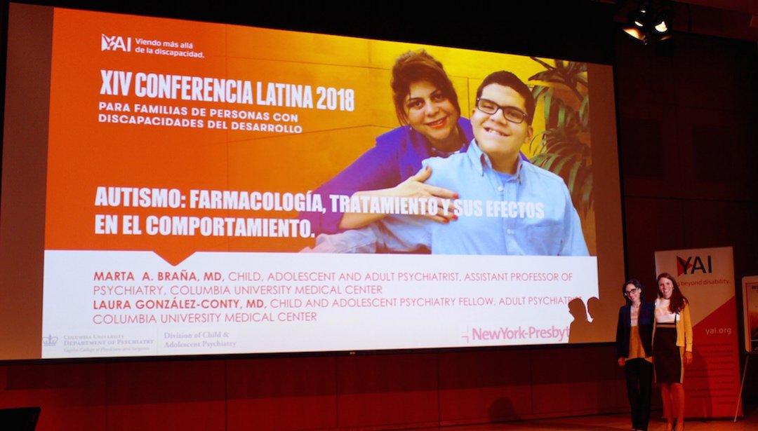 Drs. Brana-Berrios and Gonzalez-Conty
